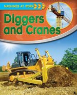 Book cover of DIGGERS & CRANES