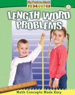 Book cover of LENGTH WORD PROBLEMS