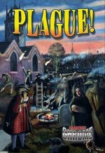 Book cover of PLAGUE