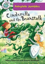 Book cover of CINDERELLA & THE BEANSTALK