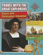 Book cover of EXPLORE WITH CHRISTOPHER COLUMBUS