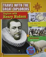 Book cover of EXPLORE WITH HENRY HUDSON