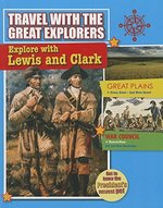 Book cover of EXPLORE WITH LEWIS & CLARK