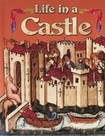 Book cover of LIFE IN A CASTLE
