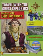 Book cover of EXPLORE WITH LEIF ERIKSSON