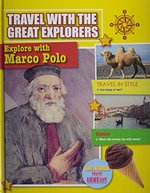 Book cover of EXPLORE WITH MARCO POLO