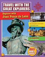 Book cover of EXPLORE WITH PONCE DE LEON