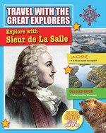 Book cover of EXPLORE WITH SIEUR DE LA SALLE