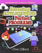 Book cover of AMAZING APPLICATIONS & PERFECT PROGRAMS