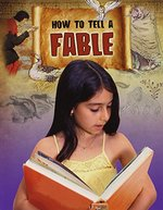Book cover of HT TELL A FABLE