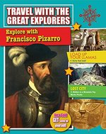 Book cover of EXPLORE WITH FRANCISCO PIZZARO