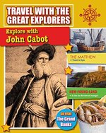 Book cover of EXPLORE WITH JOHN CABOT