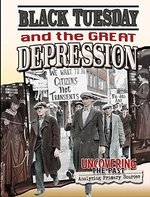 Book cover of BLACK TUESDAY & THE GREAT DEPRESSION