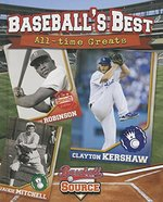 Book cover of BASEBALL'S BEST ALL-TIME GREATS