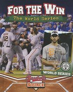 Book cover of FOR THE WIN THE WORLD SERIES