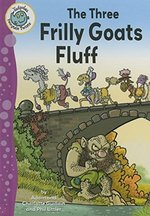 Book cover of 3 FRILLY GOATS FLUFF