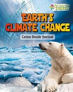 Book cover of EARTH'S CLIMATE CHANGE CARBON DIOXIDE OV