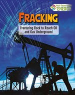 Book cover of FRACKING FRACTURING ROCK TO REACH OIL &