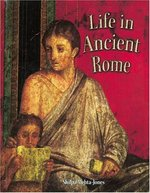 Book cover of LIFE IN ANCIENT ROME