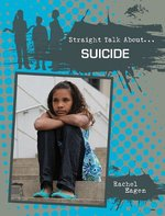 Book cover of STRAIGHT TALK ABOUT SUICIDE