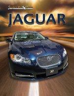 Book cover of JAGUAR