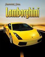 Book cover of LAMBORGHINI