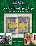 Book cover of GOVERNMENT & LAW IN THE EARLY ISLAMIC