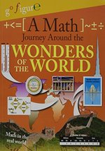 Book cover of MATH JOURNEY AROUND THE WONDERS OF THE W