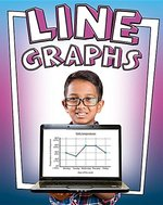 Book cover of LINE GRAPHS