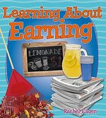 Book cover of LEARNING ABOUT EARNING