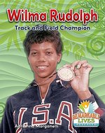 Book cover of WILMA RUDOLPH - TRACK & FIELD CHAMPION