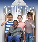 Book cover of STEP FORWARD WITH OPTIMISM