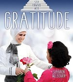 Book cover of STEP FORWARD WITH GRATITUDE