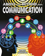Book cover of ABOVE & BEYOND WITH COMMUNICATION