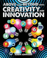Book cover of ABOVE & BEYOND WITH CREATIVITY & INNOVAT