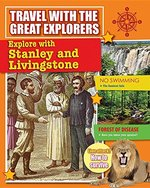 Book cover of EXPLORE WITH STANLEY & LIVINGSTONE