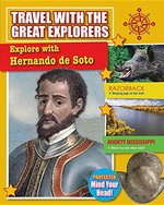 Book cover of EXPLORE WITH HERNANDO DE SOTO
