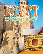 Book cover of ANCIENT EGYPT INSIDE OUT