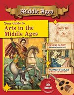 Book cover of YOUR GT THE ARTS IN THE MIDDLE AGES