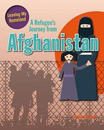 Book cover of REFUGEE'S JOURNEY FROM AFGHANISTAN