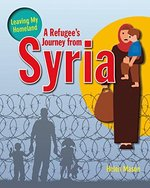 Book cover of REFUGEE'S JOURNEY FROM SYRIA