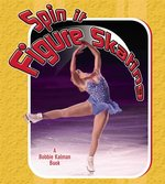 Book cover of SPIN IT FIGURE SKATING