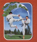 Book cover of HIGH FLYING MARTIAL ARTS