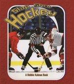 Book cover of SLAP SHOT HOCKEY