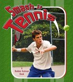 Book cover of SMASH IT TENNIS