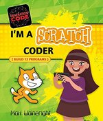 Book cover of I'M A SCRATCH CODER