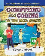 Book cover of COMPUTING & CODING IN THE REAL WORLD