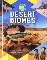 Book cover of DESERT BIOMES