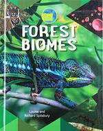 Book cover of FOREST BIOMES