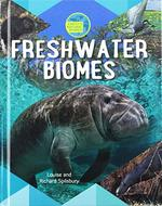 Book cover of FRESHWATER BIOMES